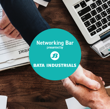Networking Bar presented by Bata Industrials
