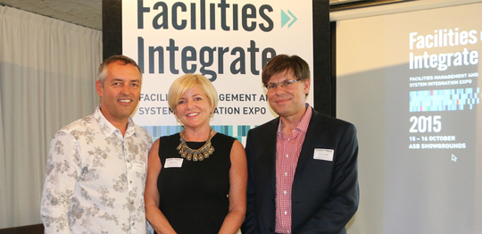 Facilities Integrate Networking Event