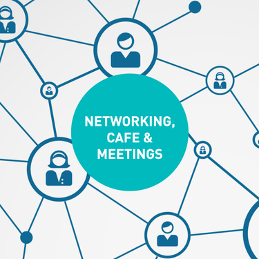 Networking, Cafe and Meetings